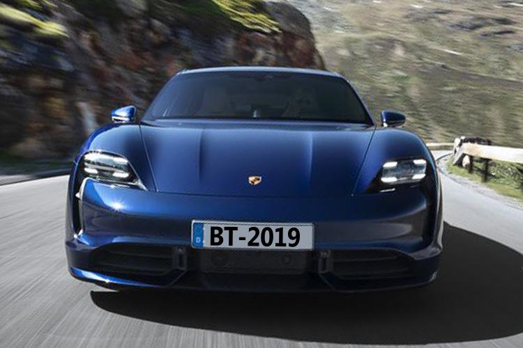 Porsche Taycan Turbo velocidad autonomia