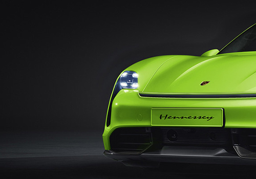 Porsche Taycan Velocidad