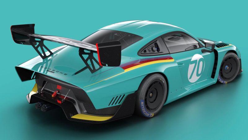 Porsche vehiculos tributo a la venta en 700,000 euros mas impuestos