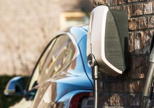 de eléctricos alimentada por energía aeromotriz en Escocia estaciones disponibles energias renovables autos