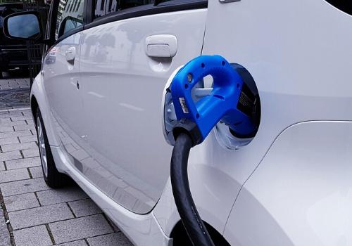 de eléctricos alimentada por energía aeromotriz en Escocia innovaciones tecnologias autos