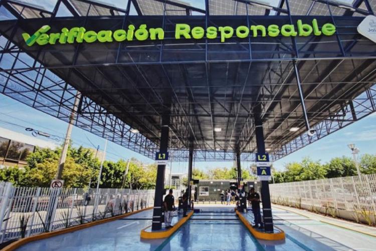 Primer verificentro privado en Jalisco programa Verificación Responsable gasolina diesel gas lp y gas natural