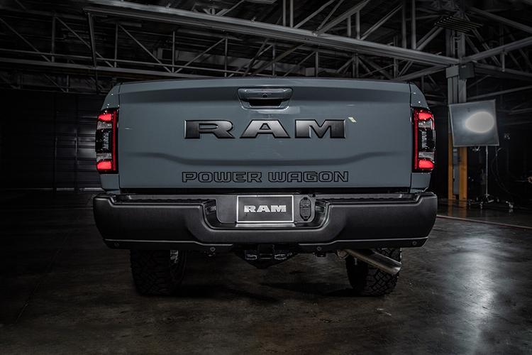 RAM Power Wagon 75 Aniversario edición especial pick-up Estados Unidos