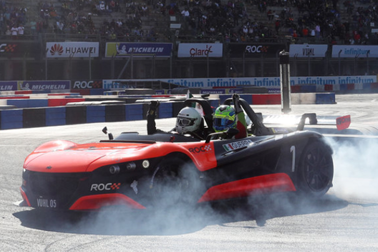 Race of champions 20 competidores 2019