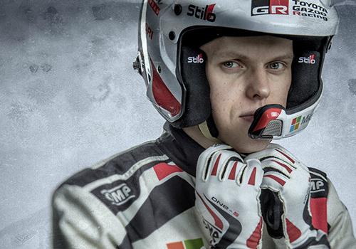 Rally Finlandia 2019 piloto Ott Tanak