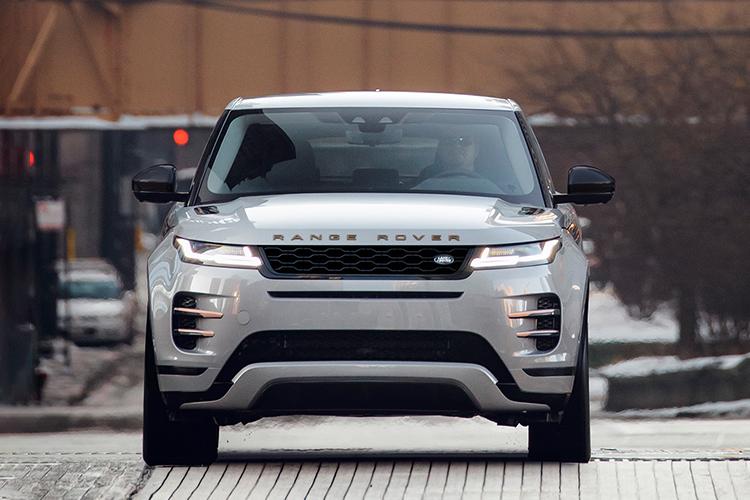 Range Rover Evoque 2021 más tecnológico