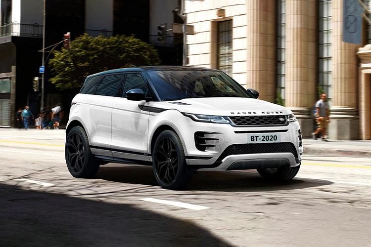 Range Rover Evoque y Discovery Sport híbridos detienen ventas - Europa
