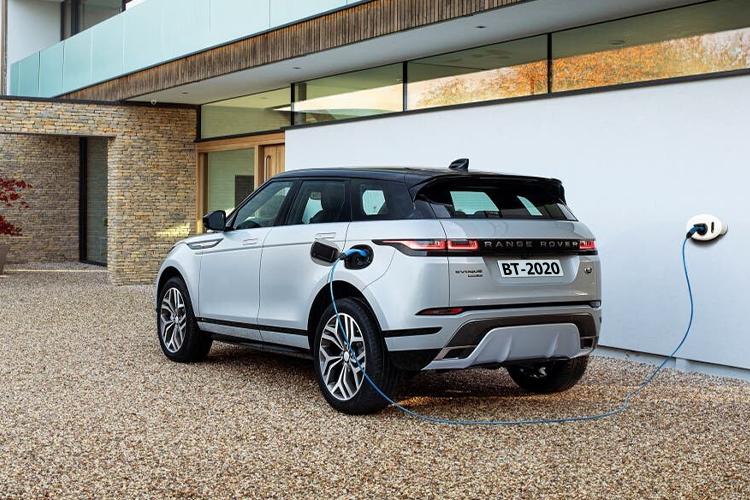 Range Rover Evoque y Discovery Sport híbridos detienen ventas - emisiones contaminantes
