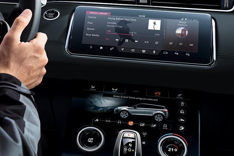 Range Rover Evoque y Discovery Sport híbridos detienen ventas - híbridos tecnología