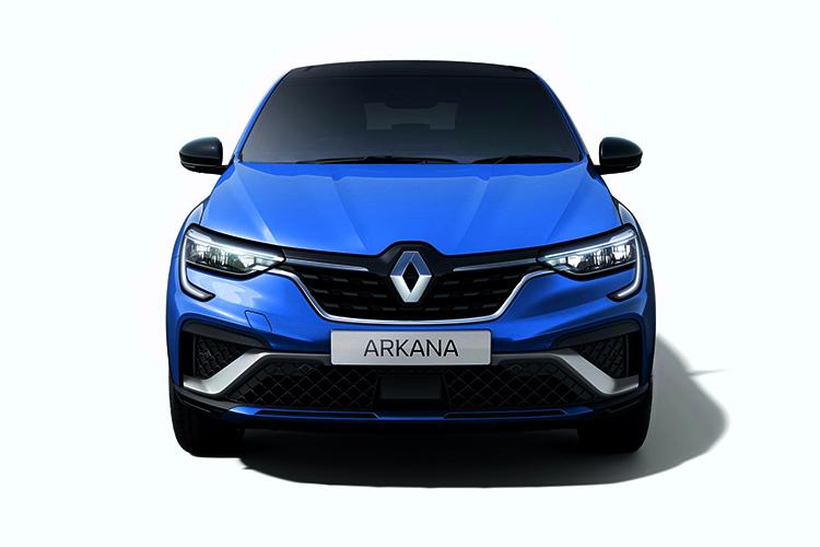Renault Arkana híbrido y microhíbrido