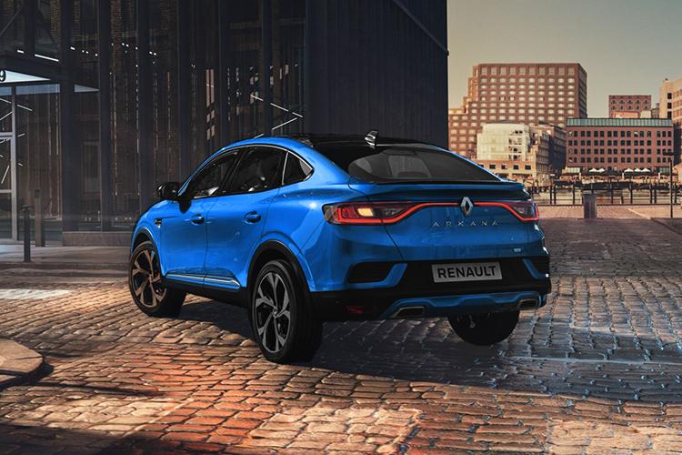 Renault Arkana nueva SUV