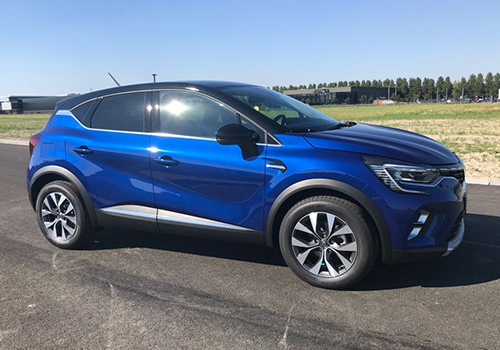 Renault Captur 2020 descuentos Buen Fin 2020
