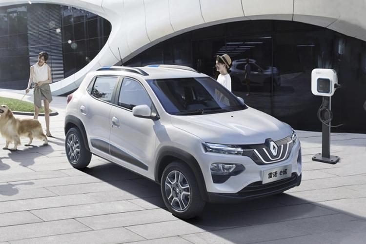 Renault City K-ZE 7,200 euros