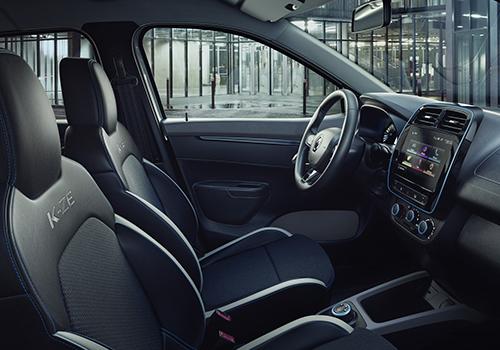 Renault City K-ZE asientos