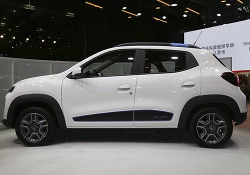 Renault City K-ZE tamaño velocidad