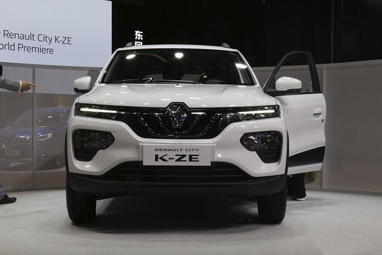 Renault City K-ZE vehiculo para Ciudad
