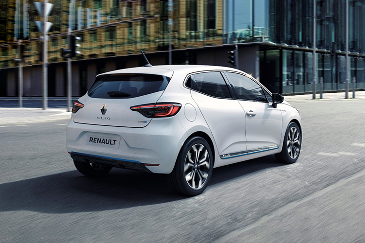 Renault Clio E-Tech híbrido enchufable