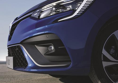 Renault Clio E-Tech híbrido faros