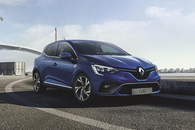 Renault Clio E-Tech híbrido innovaciones