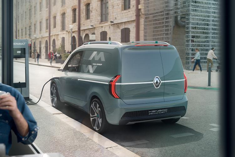 Renault Kangoo 2021 mayor confort