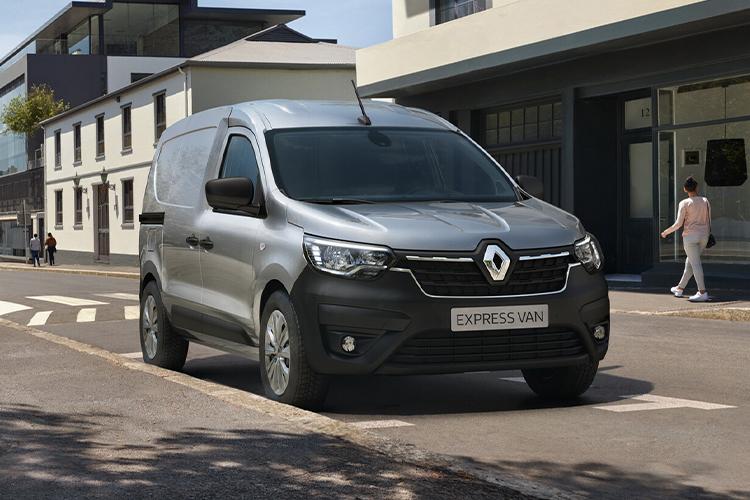 Renault Kangoo 2021 tecnología