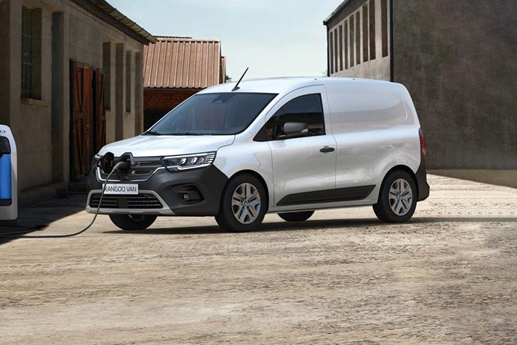Renault Kangoo 2021 variante 100% eléctrica