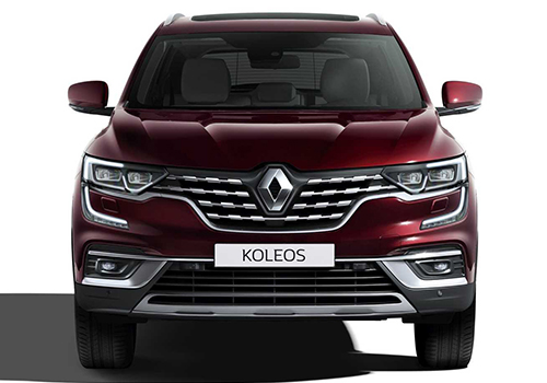 Renault Koleos 2020 con distintas versiones disponibles