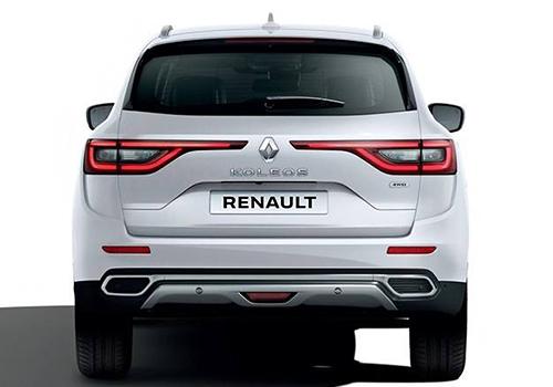 Renault Koleos con llantas de 18 pulgadas