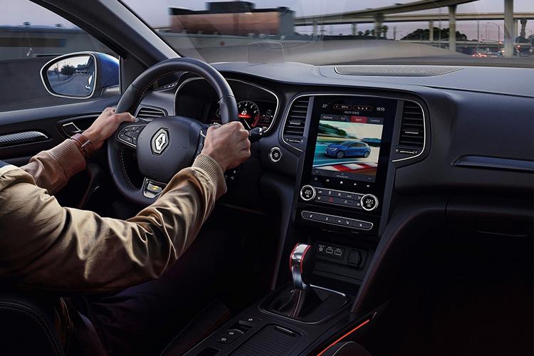 Renault Mégane RS innovaciones