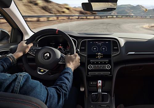 Renault Mégane RS sistemas de infoentretenimiento