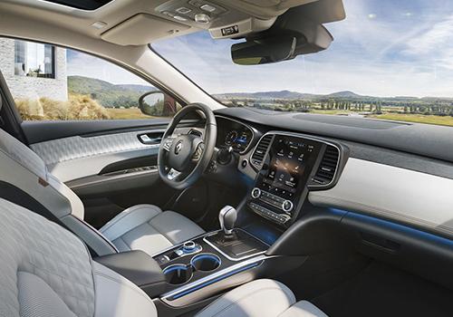 Renault Talisman pantalla táctil