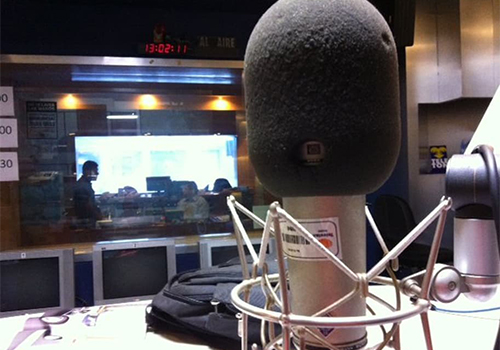 medios digitales, radio y televisión