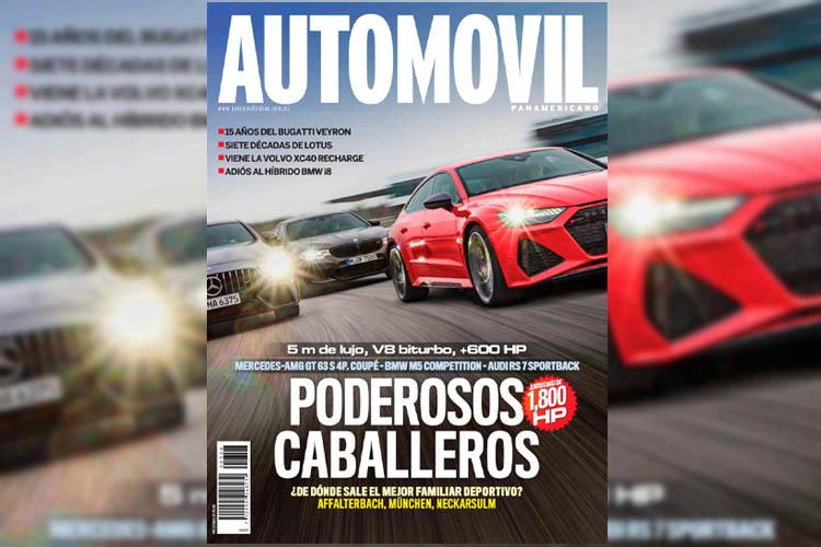 Revista Automóvil Panamericano ultima edición junio 2020