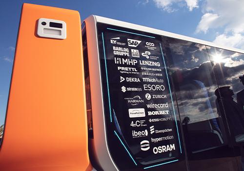 Rinspeed Metrosnap autonomo y electrico