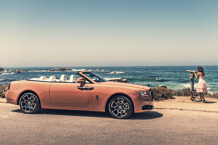 Rolls-Royce Pebble Beach Collection 3 unidades en colores pastel