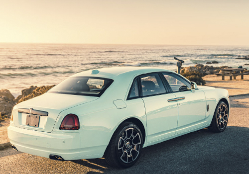 Rolls-Royce Pebble Beach Collection innovaciones tecnologia California