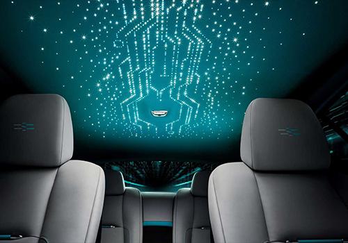 tecnología vehículo