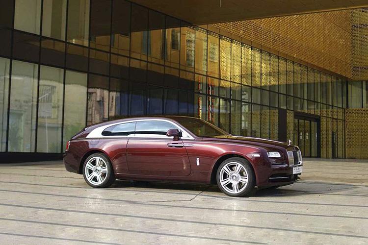 Rolls-Royce Wraith Shooting Brake carrocería