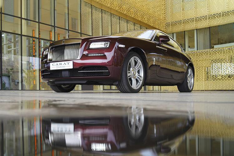 Rolls-Royce Wraith Shooting Brake exclusividad