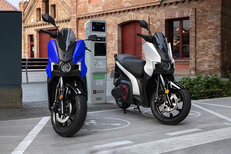 SEAT MÓ eScooter 125 primer moto Seat totalmente eléctrica ya está disponible 137 kilómetros de autonomía