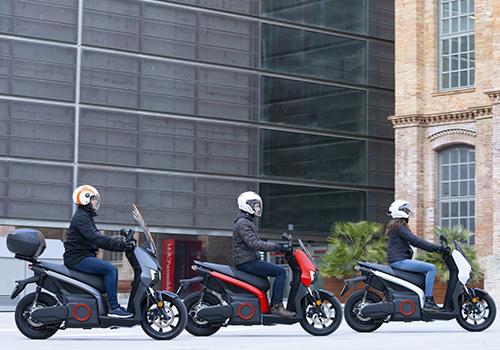 primer moto Seat totalmente eléctrica ya está disponible tecnología