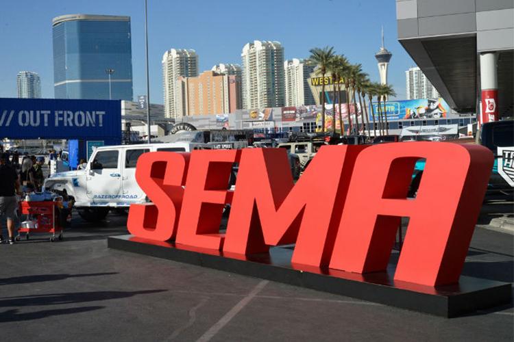 SEMA Show 2020 tras su cancelación oficial expositores