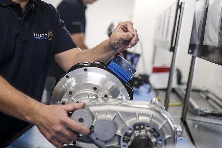 Saietta deja las motos para enfocarse en motores eléctricos más eficientes