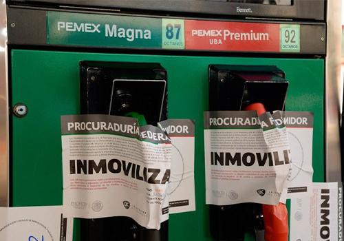 Sanción hasta cárcel para gasolinerías - octubre 2020 gasolinería