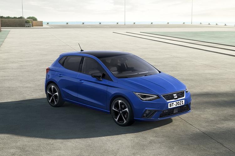 Seat Ibiza 2022 rediseñado carroceria diseño innovaciones