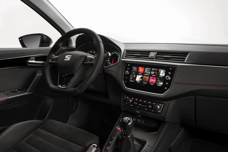Seat Ibiza GO2 con nuevos niveles de equipamiento sistema de infoentretenimiento