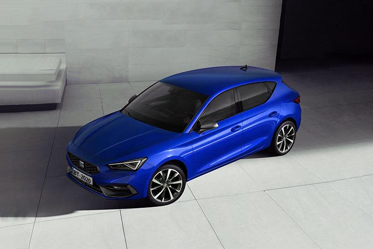 Seat León modelo 2020