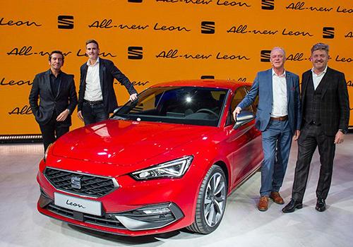 Seat León presentación oficial