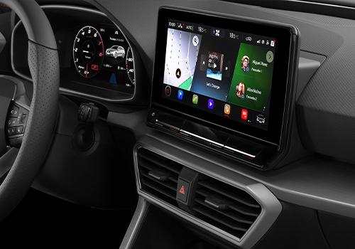 hatchback llega a México con 2 versiones interior tecnología seguridad innovaciones