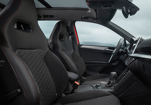 Seat Tarraco FR 2021 ayudas a la conducción